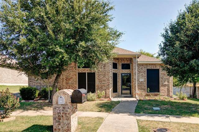 6702 Bright Circle, Garland, TX 75043 (MLS #14409396) :: The Heyl Group at Keller Williams