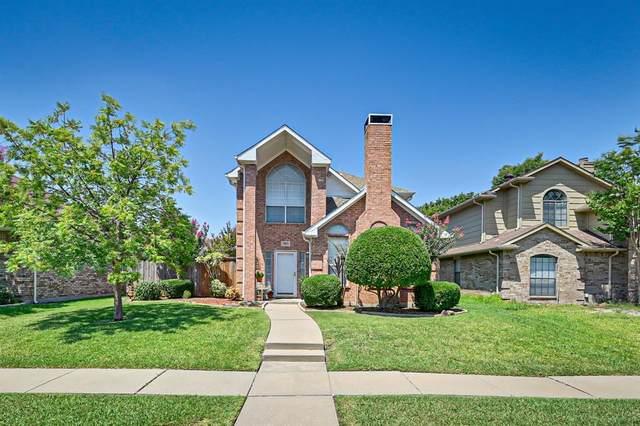 7893 Armor Lane, Frisco, TX 75035 (MLS #14409397) :: Robbins Real Estate Group