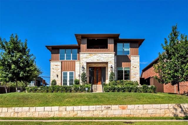 7303 Casa Loma Avenue, Dallas, TX 75214 (MLS #14409400) :: The Good Home Team
