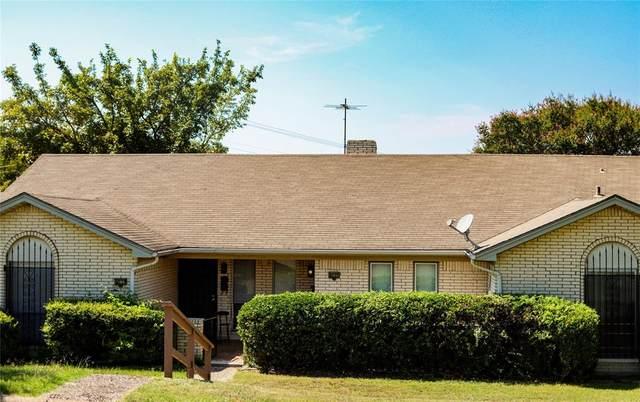 8233 Ferguson Road, Dallas, TX 75228 (MLS #14409402) :: The Heyl Group at Keller Williams