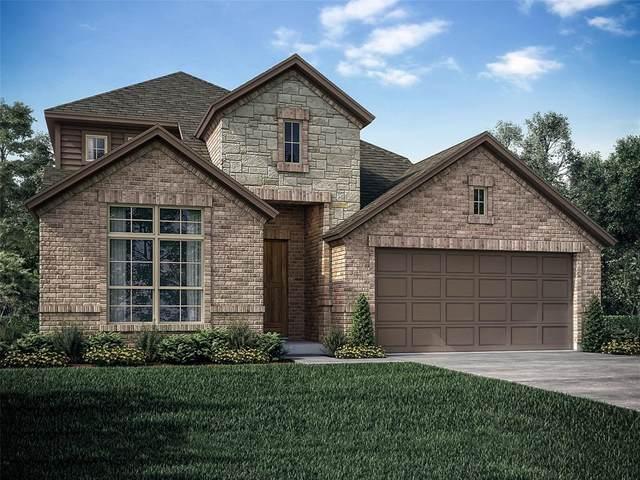 263 Merced Street, Burleson, TX 76028 (MLS #14409411) :: The Heyl Group at Keller Williams