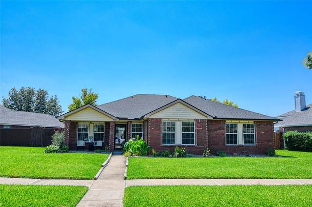 4141 Gardner Drive, The Colony, TX 75056 (MLS #14409412) :: Maegan Brest | Keller Williams Realty