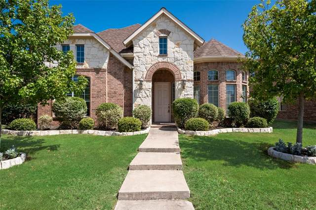 675 Austin Lane, Lavon, TX 75166 (MLS #14409422) :: The Heyl Group at Keller Williams