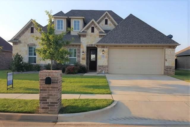 1168 Blue Sky Lane, Burleson, TX 76058 (MLS #14409433) :: The Heyl Group at Keller Williams