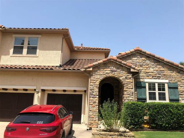 635 Via Ravello #635, Irving, TX 75039 (MLS #14409442) :: The Mitchell Group