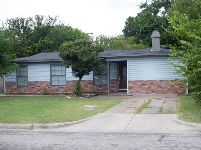 3813 Lebow Street, Fort Worth, TX 76106 (MLS #14409452) :: The Heyl Group at Keller Williams