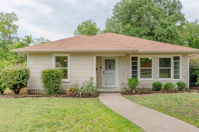 1503 Walnut Street, Greenville, TX 75401 (MLS #14409463) :: The Heyl Group at Keller Williams