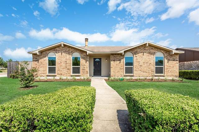 1930 Lamont Drive, Garland, TX 75040 (MLS #14409477) :: Maegan Brest | Keller Williams Realty