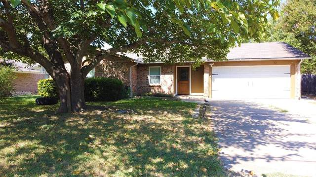 405 N Trail Street, Crowley, TX 76036 (MLS #14409483) :: The Heyl Group at Keller Williams