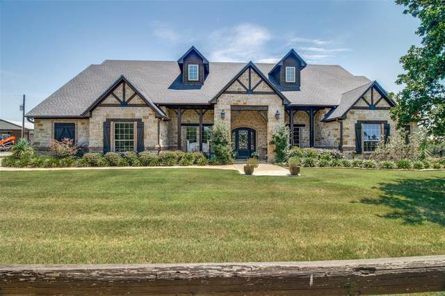 278 County Rd 2694, Alvord, TX 76225 (MLS #14409487) :: The Good Home Team