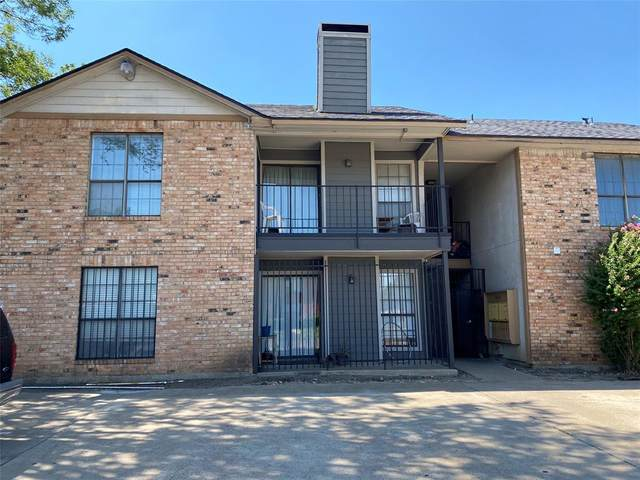 1603 N Garrett Avenue N #200, Dallas, TX 75206 (MLS #14409517) :: Maegan Brest | Keller Williams Realty