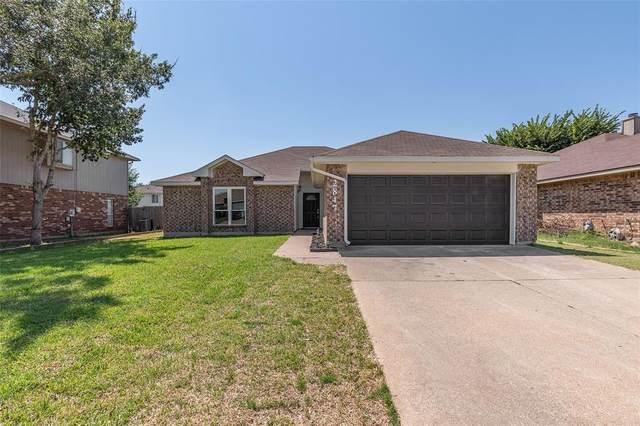 2847 Red Oak Drive, Grand Prairie, TX 75052 (MLS #14409519) :: The Heyl Group at Keller Williams