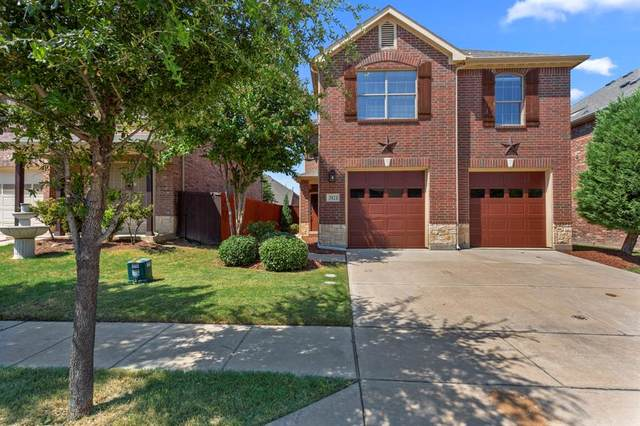 3821 Redwood Creek Lane, Fort Worth, TX 76137 (MLS #14409533) :: The Good Home Team