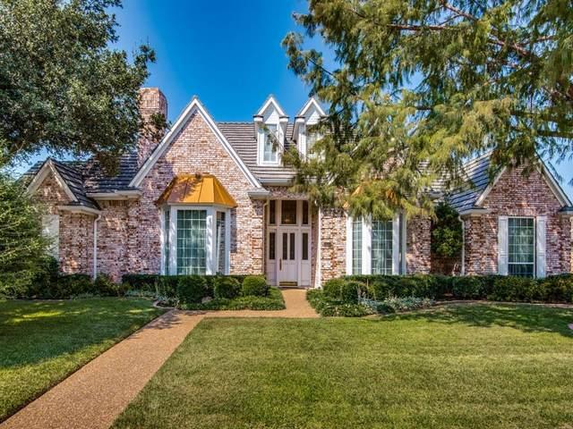 5015 Briargrove Lane, Dallas, TX 75287 (MLS #14409536) :: Hargrove Realty Group