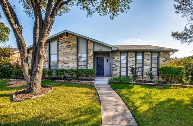 2021 White Ash Road, Carrollton, TX 75007 (MLS #14409537) :: The Heyl Group at Keller Williams