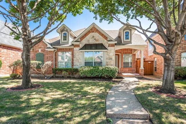 2157 Fox Crossing Lane, Frisco, TX 75036 (MLS #14409540) :: The Daniel Team