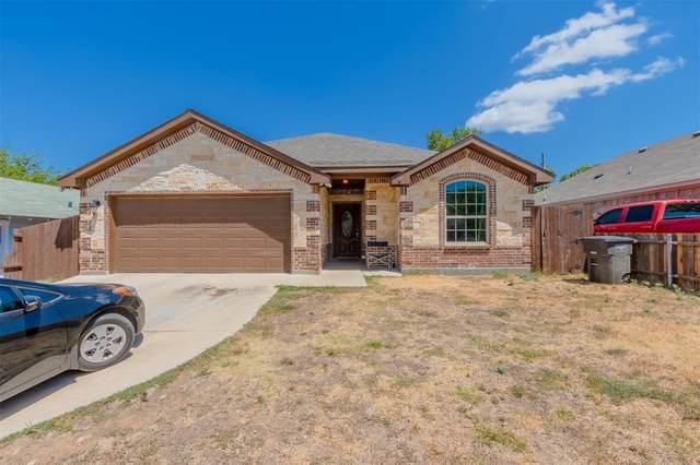 3525 E Rosedale Street, Fort Worth, TX 76105 (MLS #14409541) :: The Good Home Team