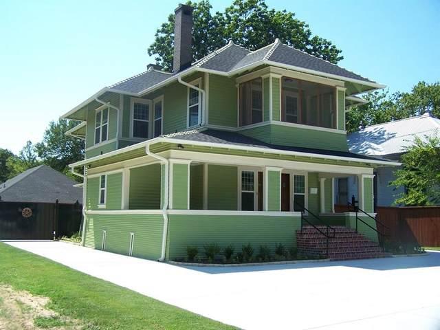 714 S Crockett Street, Sherman, TX 75090 (MLS #14409547) :: The Heyl Group at Keller Williams