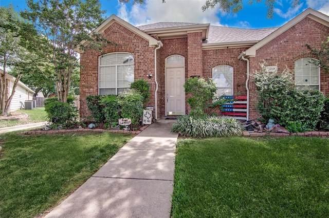1117 Huntington Trail, Mansfield, TX 76063 (MLS #14409550) :: Tenesha Lusk Realty Group
