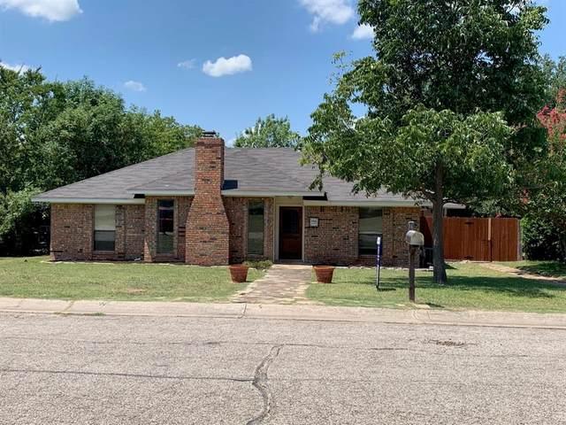 1906 Camellia Street, Denton, TX 76205 (MLS #14409587) :: The Rhodes Team