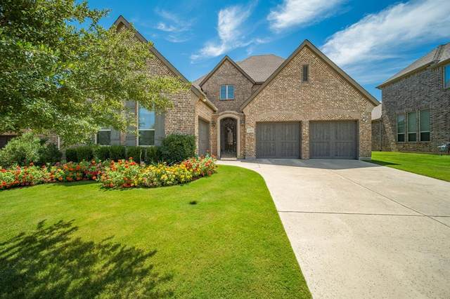 2309 Waterstone Trail, Flower Mound, TX 75028 (MLS #14409590) :: The Kimberly Davis Group