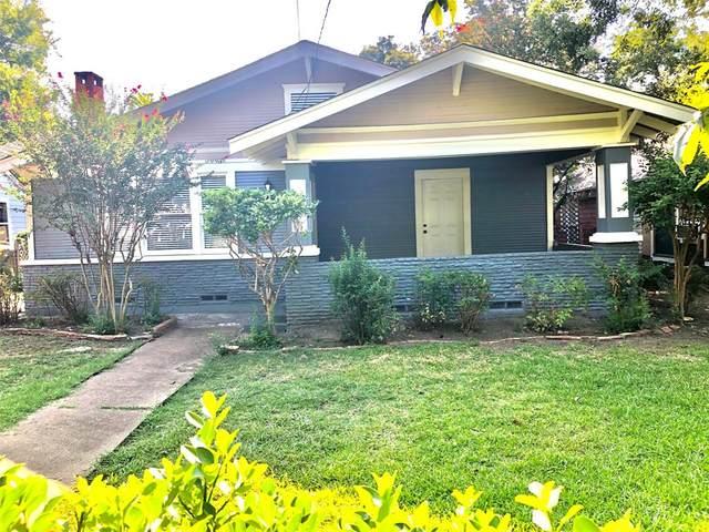 918 S Bishop Avenue, Dallas, TX 75208 (MLS #14409600) :: The Good Home Team