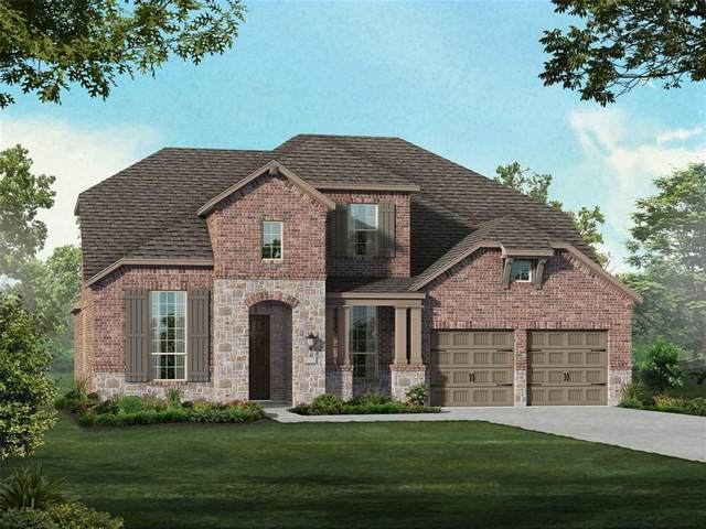 2604 Eclipse Place, Celina, TX 75009 (MLS #14409606) :: Tenesha Lusk Realty Group