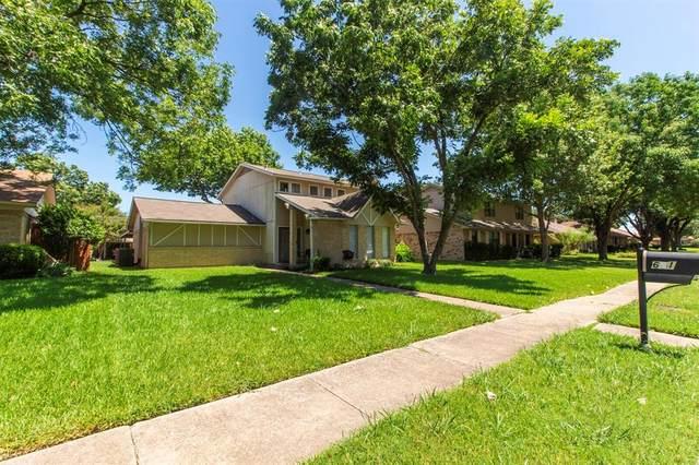 601 Futrelle Street, Mesquite, TX 75149 (MLS #14409620) :: The Heyl Group at Keller Williams