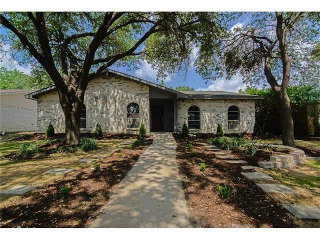 1831 Chamberlain Drive, Carrollton, TX 75007 (MLS #14409631) :: Tenesha Lusk Realty Group