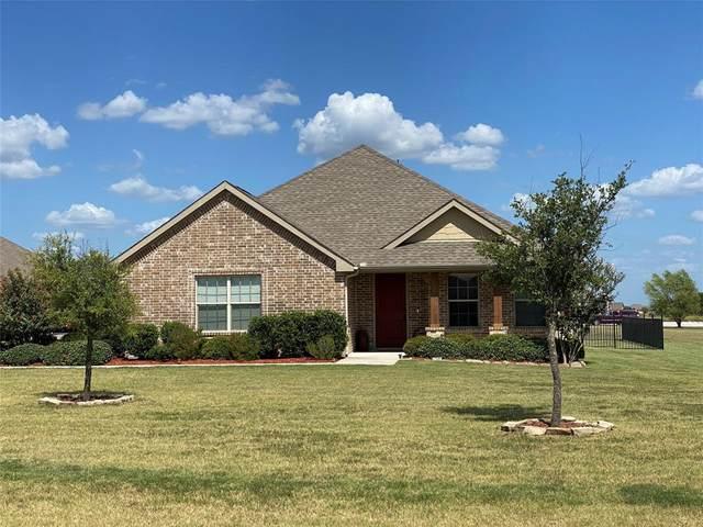324 Montana Court, Rhome, TX 76078 (MLS #14409638) :: The Good Home Team