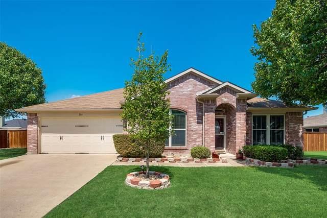 206 Westminister, Forney, TX 75126 (MLS #14409646) :: RE/MAX Landmark