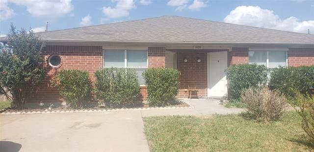 609 Kings Way Drive A, Mansfield, TX 76063 (MLS #14409653) :: Tenesha Lusk Realty Group