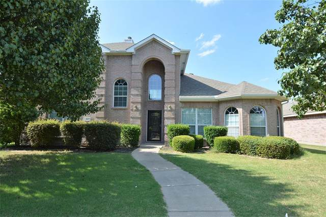 1611 Tanglewood Drive, Allen, TX 75002 (MLS #14409659) :: Tenesha Lusk Realty Group