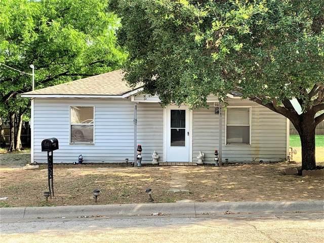 622 Smith Street, Denton, TX 76205 (MLS #14409665) :: Hargrove Realty Group