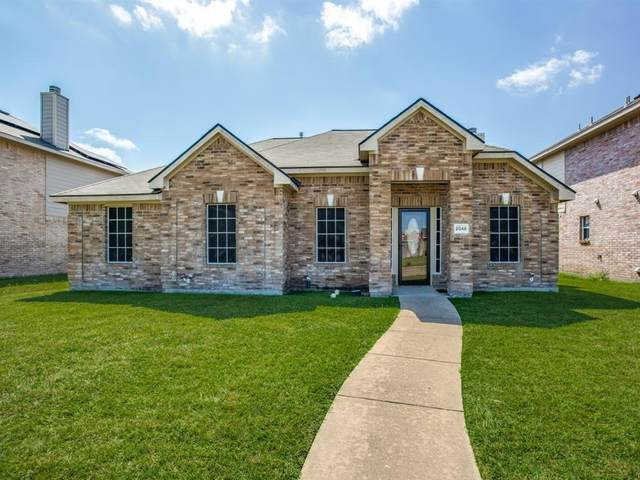2048 Pinenut Drive, Mesquite, TX 75181 (MLS #14409677) :: The Heyl Group at Keller Williams