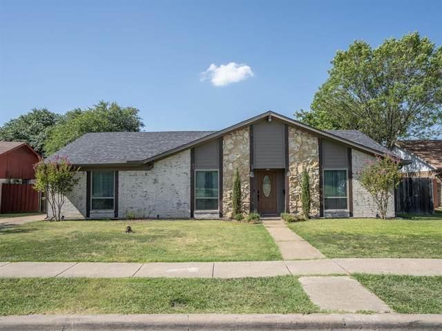2117 Statler Drive, Carrollton, TX 75007 (MLS #14409688) :: Tenesha Lusk Realty Group