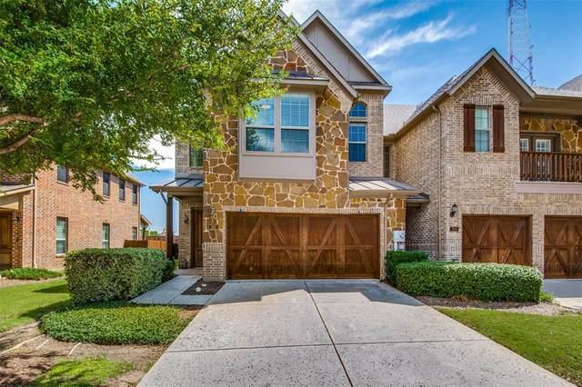 362 Hamilton Street, Lewisville, TX 75067 (MLS #14409693) :: The Hornburg Real Estate Group