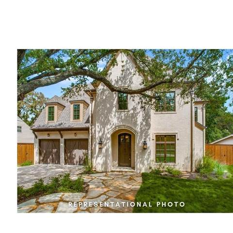 9 Mimosa Place, Richardson, TX 75080 (MLS #14409702) :: Real Estate By Design