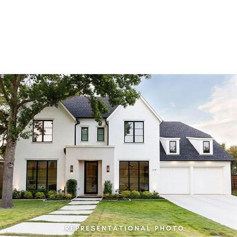 11 Mimosa Place, Richardson, TX 75080 (MLS #14409704) :: Real Estate By Design