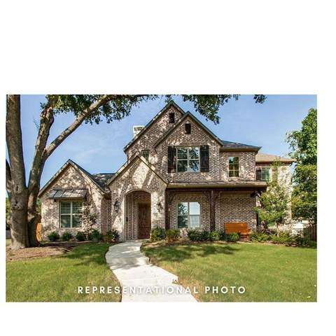 12 Mimosa Place, Richardson, TX 75080 (MLS #14409705) :: Real Estate By Design