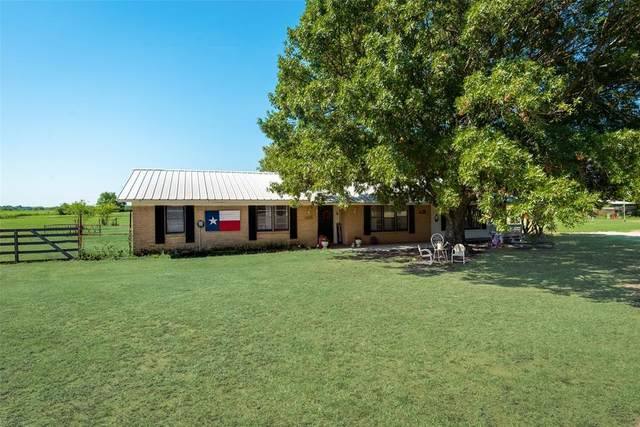 413 County Road 1555, Chico, TX 76431 (MLS #14409726) :: The Good Home Team