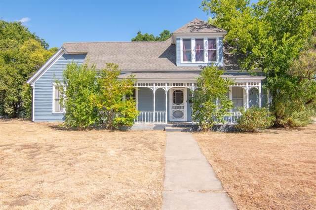 1001 Avenue G Road, Brownwood, TX 76801 (MLS #14409748) :: The Hornburg Real Estate Group