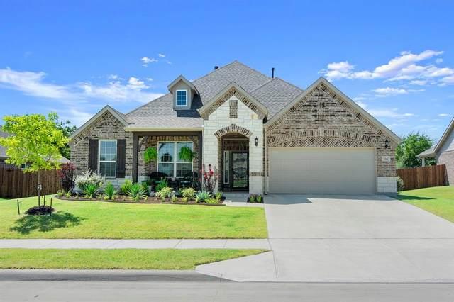 1141 Meadow Gust Drive, Haslet, TX 76052 (MLS #14409796) :: The Heyl Group at Keller Williams