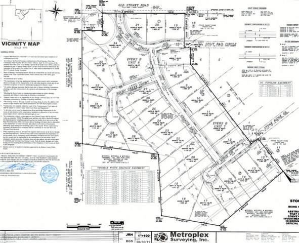 21 Split Rail Circle, Ponder, TX 76259 (MLS #14409807) :: ACR- ANN CARR REALTORS®