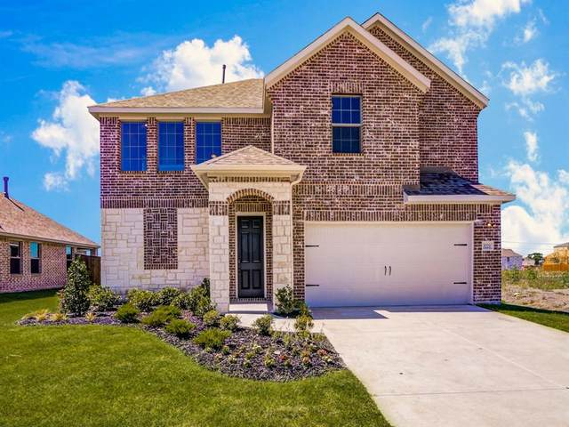 15583 Carnoustie Drive, Mckinney, TX 75070 (MLS #14409810) :: The Rhodes Team