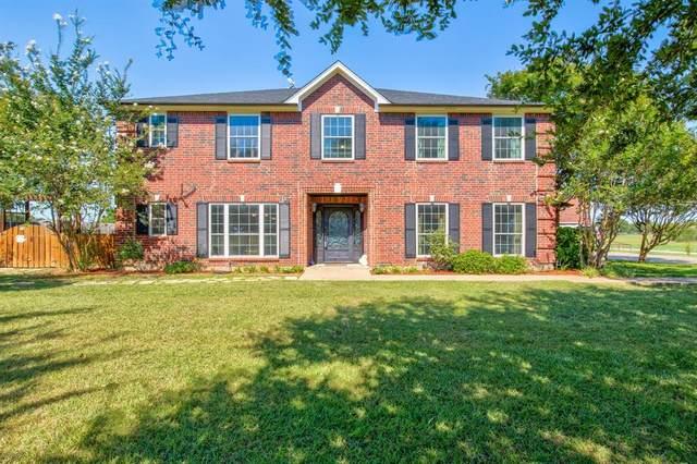 1320 Autry Lane, Crowley, TX 76036 (MLS #14409820) :: The Heyl Group at Keller Williams