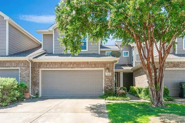 3020 Glen Meadow Drive, Plano, TX 75025 (MLS #14409832) :: Maegan Brest | Keller Williams Realty