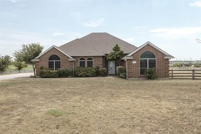 129 S Savanna Drive, Rhome, TX 76078 (MLS #14409861) :: The Good Home Team