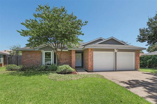 5204 Colonial Drive, Flower Mound, TX 75028 (MLS #14409932) :: The Rhodes Team