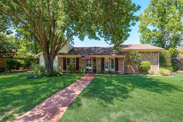 609 Thoreau Lane, Allen, TX 75002 (MLS #14409935) :: EXIT Realty Elite